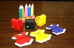H26 3 25 わくわく用折り紙 加工