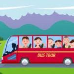 万年青バス旅行