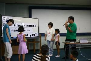 英会話教室①